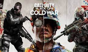 Call of Duty: Black Ops - Cold War (2020)